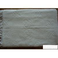 Buy cheap Jacquard Hajj Ihram Garments , Hajj Ihram Towel 100% Polyester from wholesalers
