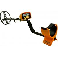 Buy cheap Professional High frequency ground search gold metal detector with Double D searchcoil from wholesalers