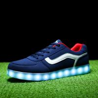 Buy cheap fashion new style led light shoes women, shoes led sport with light for adults kids have seven colours from wholesalers