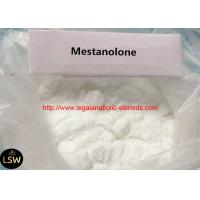 Buy cheap White Solid High Purity DECA Durabolin Steroid Mestanolone Powder for Male Enhancement CAS:521-11-9 product