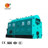 Buy cheap Coal Fired Residential Boiler , Fire And Water Pipes Coal Powered Boiler from wholesalers