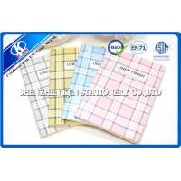 Buy cheap Soft Cover Kraft Paper Notebook For School / A4 Student Paper Notebook from wholesalers