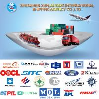 Buy cheap Ocean container shipping agency from Shenzhen to Korea from wholesalers