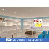 Buy cheap Children'S Clothing Store Racks And Shelves / Shop Display Furniture from wholesalers