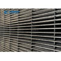 Buy cheap Prison Mesh Fence Panels High Corrosion Resistance Customzied Length Anti Theft from wholesalers