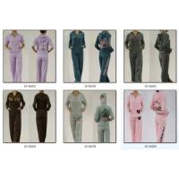 Buy cheap velour tracksuit from wholesalers