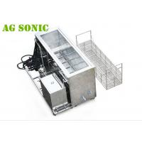 Buy cheap Stainless Steel High Frequency Ultrasonic CleanerFor Used Engine / Motor from wholesalers