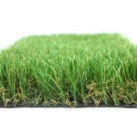Buy cheap No Fading Fake Grass Carpet Less Seaming , Cool Artificial Grass For Residential Yards from wholesalers