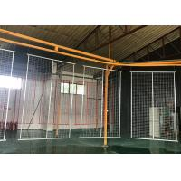 Buy cheap Simple Structure Canada Temporary Fence / Trellis /  Gates Rust Resistance from wholesalers