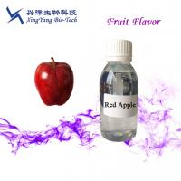 Buy cheap Concentrated liquid red apple flavor, concentrated liquid food flavouring from wholesalers