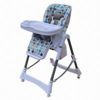 Buy cheap 5-position Height Adjustment Baby High Chair, Multifunction from wholesalers