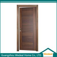 Buy cheap Modern Interior Veneer Flush MDF Door With Door Lock and Hinge from wholesalers