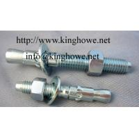 Buy cheap Sell 1/4 x 1-1/2,5/16 x 2-3/4-UNC(inch) (ASME) Thread Type for Wedge anchor from wholesalers