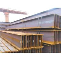 Buy cheap SNI Cerfified Low Carbon Steel H Beam , Metal H Beam Water Proof High Intensity product