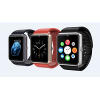 Buy cheap Unisex NFC 3.0 bluetooth smartphone watch With Pedometer , Burglar alarm , Call Function from wholesalers