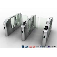 Buy cheap 316 SS RFID Recognition Durable Access Control Barriers Quick Pass With 3 Arm product