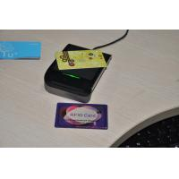 Buy cheap 13.56mhz card reader for driver identification from wholesalers