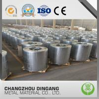 Buy cheap Chromating / Oiled Zinc Coated Metal Sheet , 0.3mm Thickness Zinc Plated Steel Sheet from wholesalers
