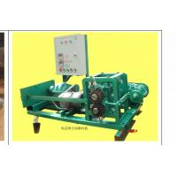 Buy cheap Simple Operation Wire Crimping Machine / Wire Mesh Cutting Machine 2kw Power product