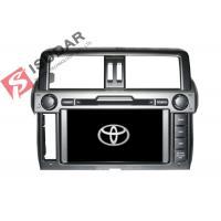 Buy cheap Android 6.0 Octa Core Toyota Prado Sat Nav , Toyota Prado Dvd Player Support product