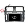 Buy cheap Android 6.0 Octa Core Toyota Prado Sat Nav , Toyota Prado Dvd Player Support from wholesalers