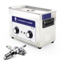 Buy cheap 2L Fast Removing Contaminant Digital Ultrasonic Cleaner For Nail Salon from wholesalers