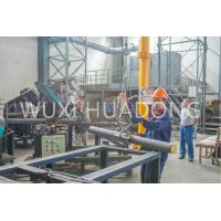 Buy cheap High Power Horizontal Continuous Casting Machine For Bronze Pipes Custom Made product