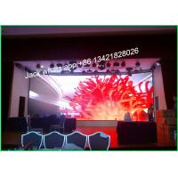 Buy cheap SMD3528 Indoor Front Maintenance Led Display Billboard Advertising High Refresh Rate P6 from wholesalers