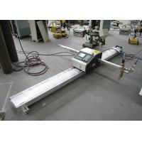Buy cheap Dual Speed Cnc Plasma Pipe Cutting Machine For Metal Plates Portable 1200X2000mm from wholesalers
