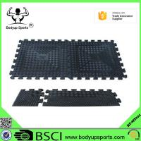 Buy cheap High Quality Fitness gym interlocking rubber mats from wholesalers