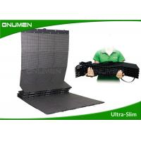 3528 SMD Outdoor P10 LED Display Screen Rental 12Kg / Sqm With Folding Modules