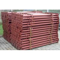 Buy cheap Scaffolding Steel Props from China supplier, painted prop shoring for slab formwork from wholesalers