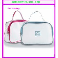 Buy cheap Pvc tote bag for women , customized pvc tote bag factory from wholesalers
