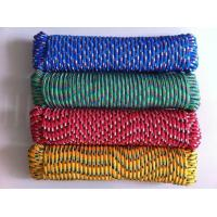 Buy cheap Colored Diamond Braided Poly Rope product