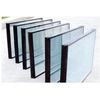 Buy cheap Qualified Float Glass Sealed Insulated Glass Unit For Refrigerator Filled With Air from wholesalers