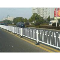 2500 * 1100mm Temporary Site Fencing , Temporary Road Barrier For Segregating
