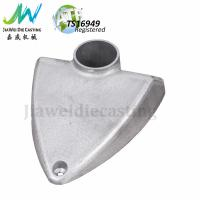 Buy cheap Metal Alloys Custom Aluminum Parts Die Casting Aluminium Pedestal Base from wholesalers