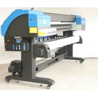 Buy cheap Two Dx5 Eco Solvent Printer With Two Pintheads For Wallpaper from wholesalers