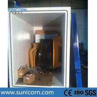 Buy cheap One Pallet Vegetable Cooler Vacuum Cooling Technology Customized Color product