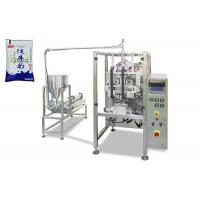 Buy cheap Soymilk / Water / Liquid Food Packing Machine 800ml High Accuracy from wholesalers