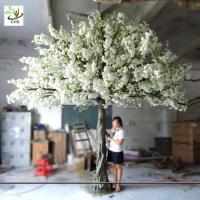 Buy cheap UVG CHR016 GuangZhou Manufactory 4m High Wedding Decking Larger Artificial Cherry Blossom from wholesalers