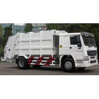 Buy cheap SINOTRUK Howo 4*2 Compressed Garbage Truck from wholesalers