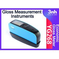 Buy cheap Intellegent Gloss Measurement Instruments YG268 , for  Stone Ceramic Tile Gloss Testing from wholesalers