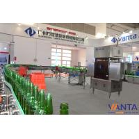 Buy cheap Empty Glass Bottle Inspector Equipment , Recyle Beer Bottle Checking Machine EBI48 from wholesalers
