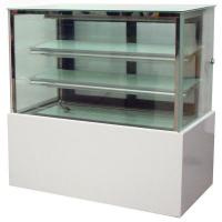Buy cheap 3°C - 6°C / Chiller Customize Cake Display Freezer Color For Supermarket from wholesalers