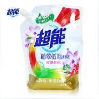 Buy cheap Laundry detergent stand up spout pouch filling machine from wholesalers