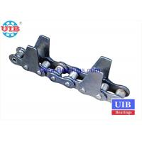 Buy cheap Shot Peening Transmission Components , Triplex Roller Chain For Universal Machine from wholesalers