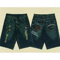 Buy cheap Boy's jeans,cropped jeans,fashion jeans,short jeans from wholesalers