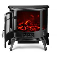 Buy cheap Cast Iron Small Portable Wood Burning Stove Near Stainless Steel Framework from wholesalers