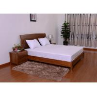 Buy cheap Vinyl Zippered Mattress Cover Laminated With TPU , Toddler Mattress Cover from wholesalers
